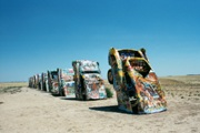 route66 cadillac ranch